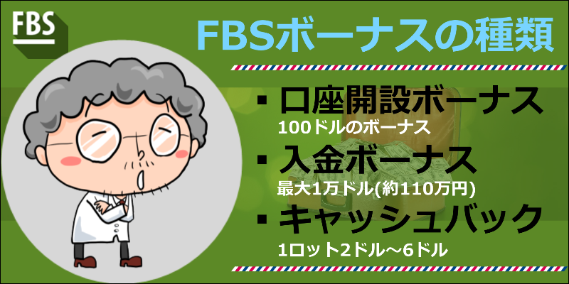 fbs ボーナス